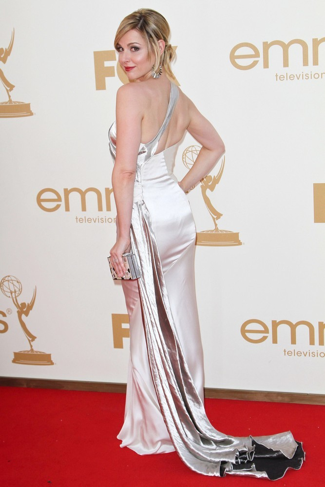 Cara Buono<br>The 63rd Primetime Emmy Awards - Arrivals