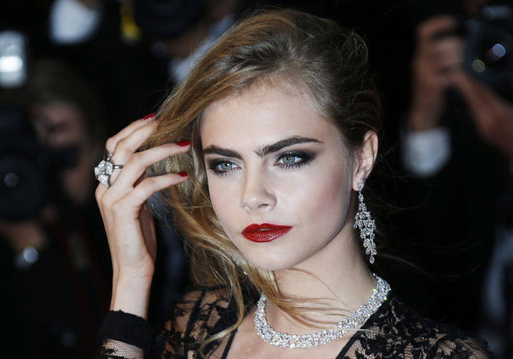 Cara Delevingne Picture 26 Opening Ceremony Of The 66th