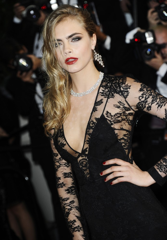Cara Delevingne Picture 22 Opening Ceremony Of The 66th