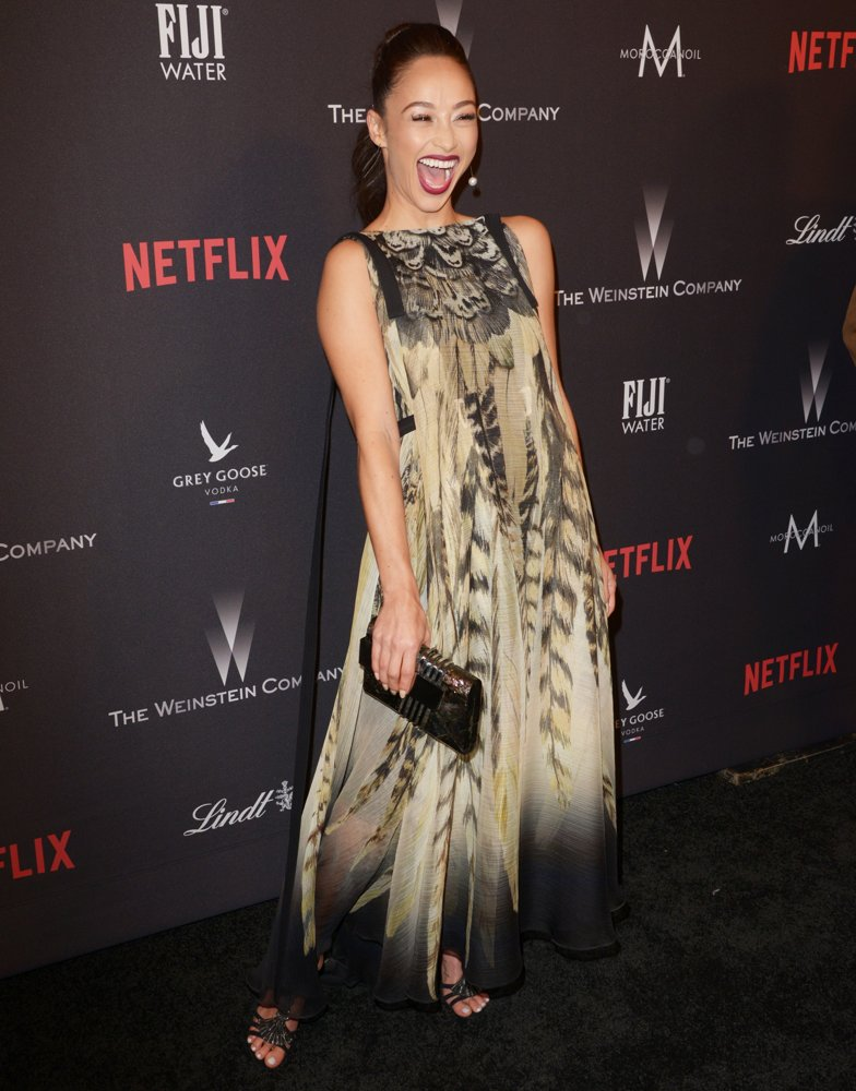 Cara Santana<br>The 2017 Weinstein Company and Netflix Golden Globes After Party