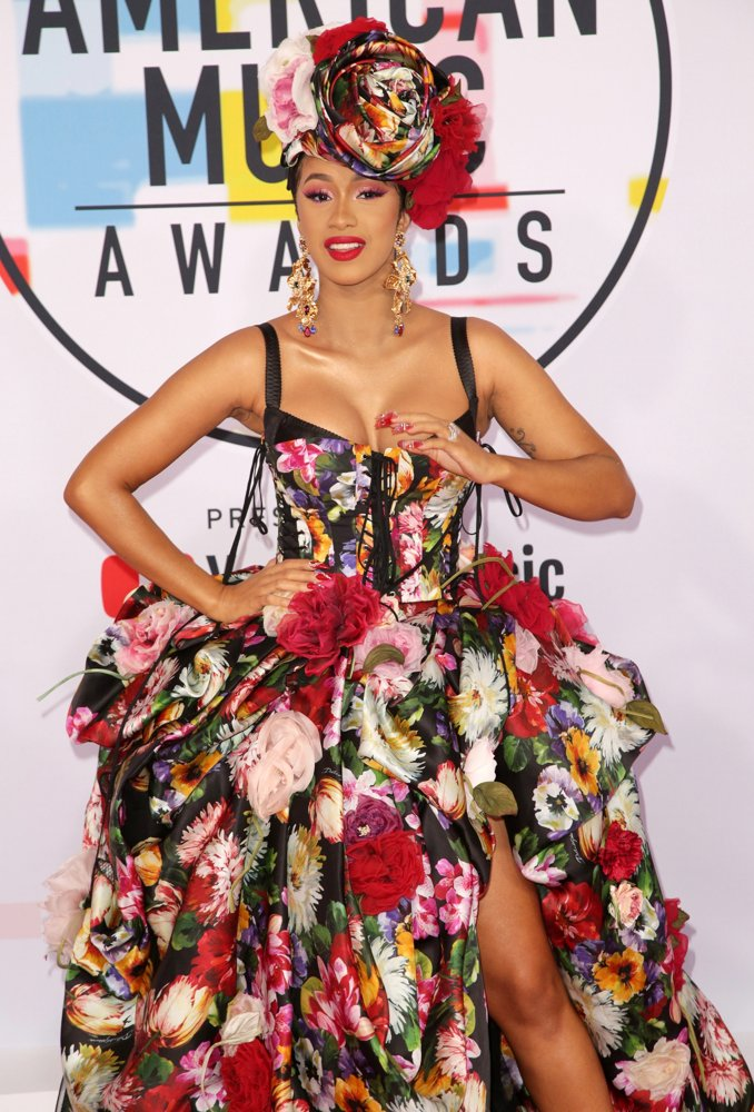 Cardi B<br>2018 American Music Awards - Arrivals