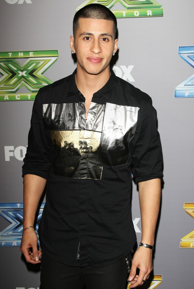 The X Factor Season 3 Finale - Arrivals