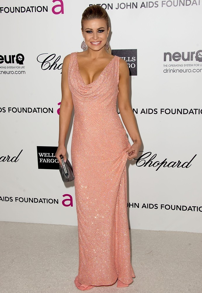 The 20th Annual Elton John AIDS Foundation's Oscar Viewing Party - Arrivals