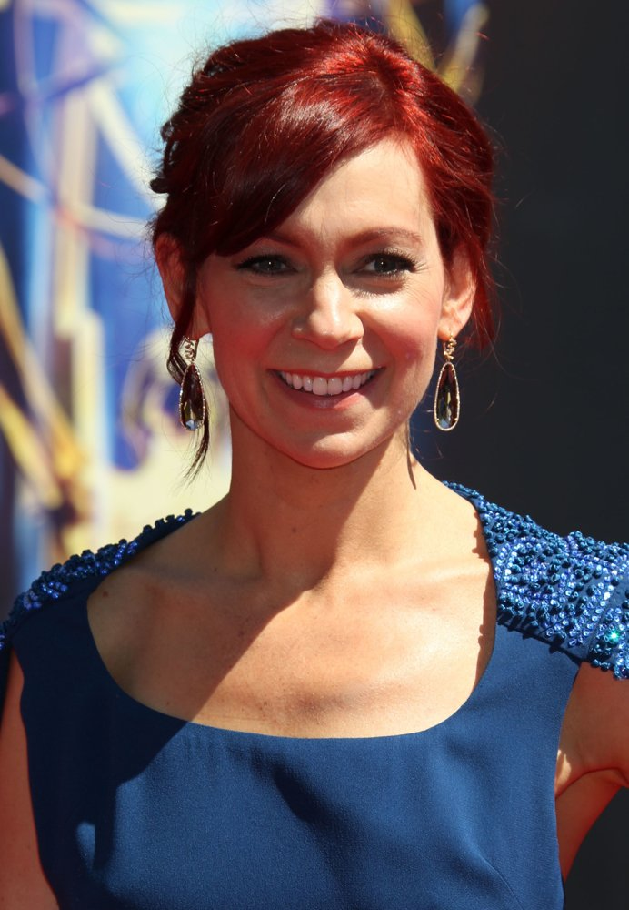 Carrie Preston<br>2014 Creative Arts Emmy Awards - Arrivals