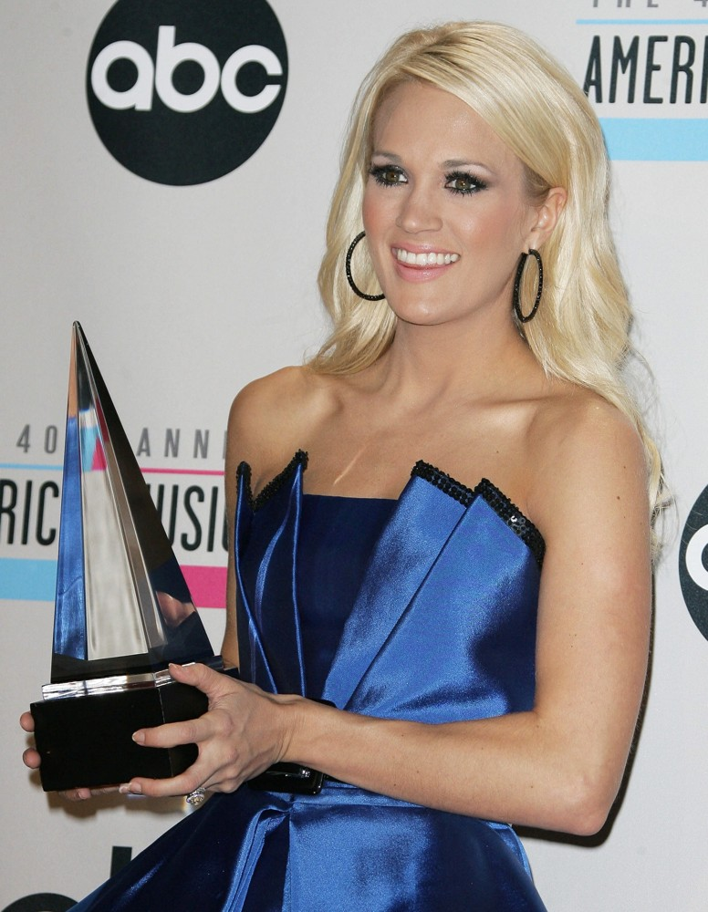 The 40th Anniversary American Music Awards - Press Room