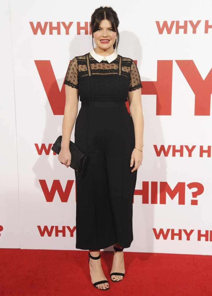Casey Wilson<br>Los Angeles Premiere of Why Him? - Arrivals