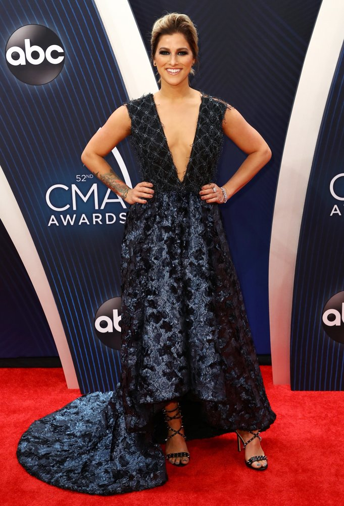Cassadee Pope<br>52nd CMA Awards - Arrivals