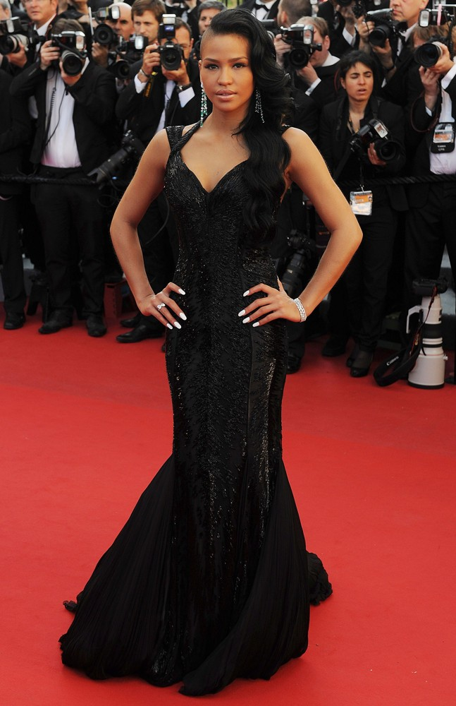 Cassie<br>Killing Them Softly Premiere - During The 65th Cannes Film Festival
