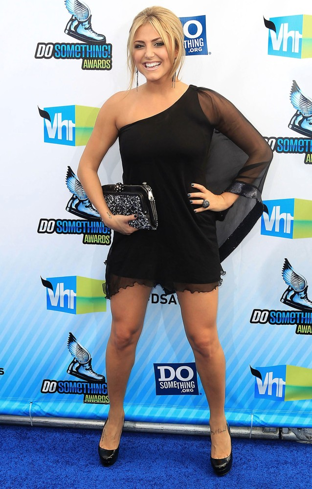 Cassie Scerbo<br>The DoSomething.org and VH1's 2012 Do Something Awards