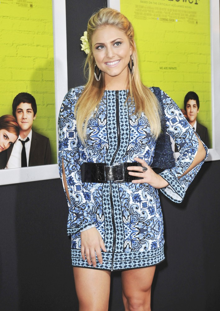 Cassie Scerbo<br>The Los Angeles Premiere of The Perks of Being a Wallflower - Arrivals