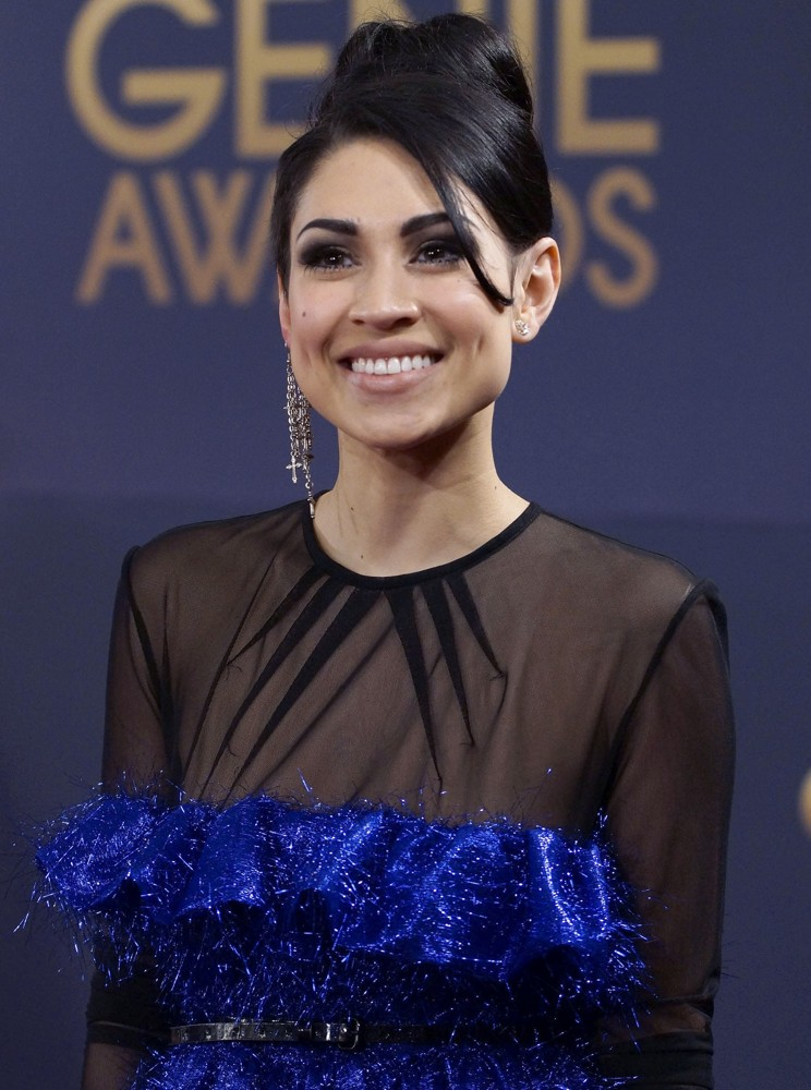 Cassie Steele<br>The 32nd Annual Genie Awards - Arrivals