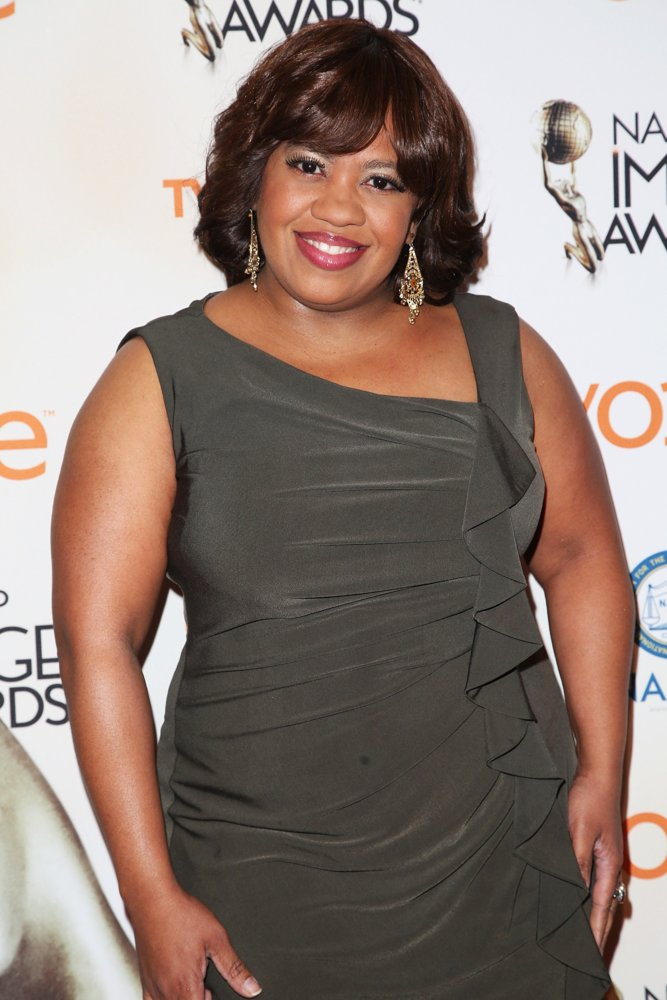 Chandra Wilson<br>46th NAACP Image Awards - Arrivals