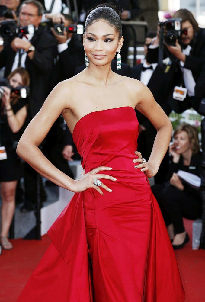 Chanel Iman<br>68th Annual Cannes Film Festival - Youth - Premiere