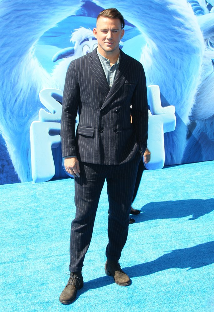 Channing Tatum<br>Los Angeles Premiere of Smallfoot - Arrivals
