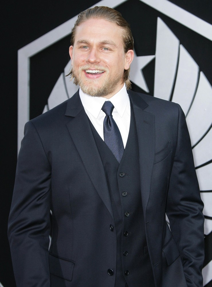 Charlie Hunnam<br>Los Angeles Premiere of Pacific Rim