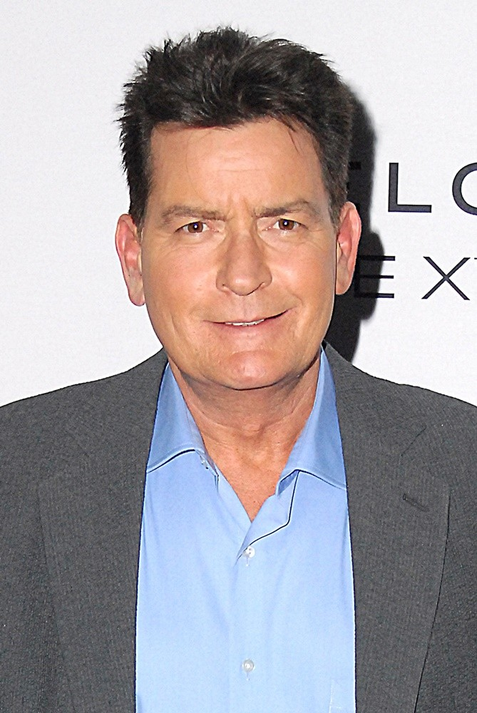 Charlie Sheen<br>Charlie Sheen Attends Lelo Hex VIP Launch Party - Arrivals
