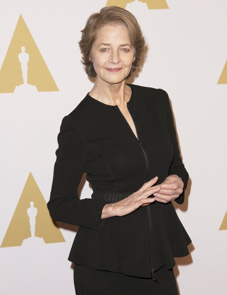 Charlotte Rampling<br>88th Annual Academy Awards Nominee Luncheon - Arrivals