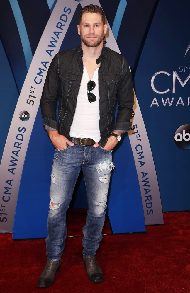 Chase Rice<br>51st Annual CMA Awards - Arrivals