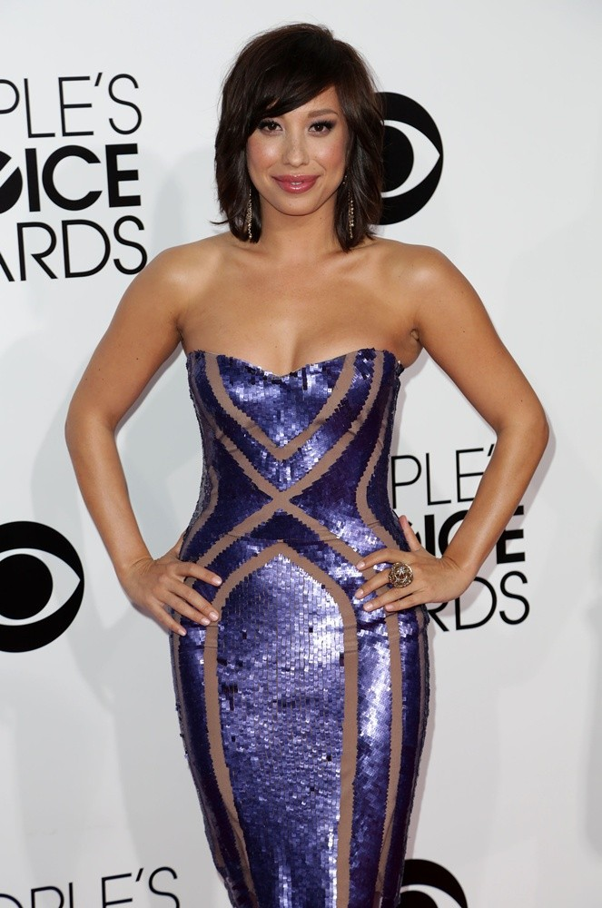 Cheryl Burke<br>The 40th Annual People's Choice Awards - Arrivals