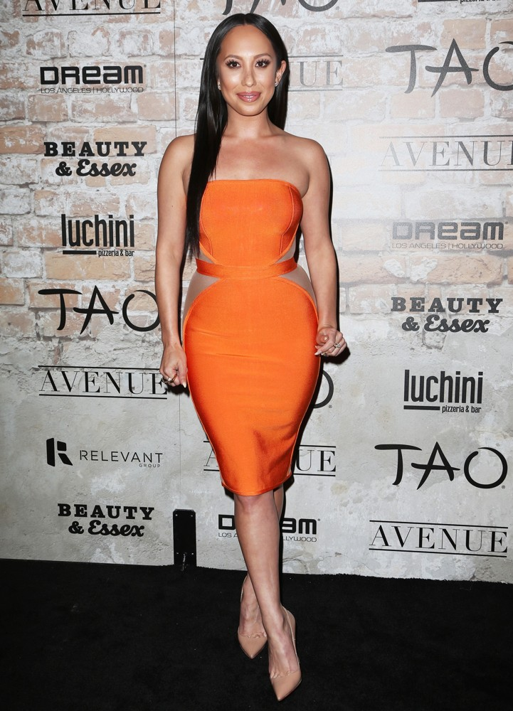 Cheryl Burke<br>TAO, Beauty and Essex, Avenue, and Luchini Celebrate Grand Opening - Photocall