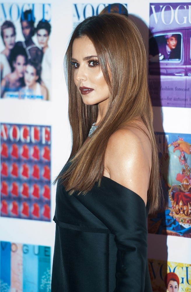 Cheryl Cole<br>British Vogue 100th Anniversary Gala Dinner - Red Carpet Arrivals