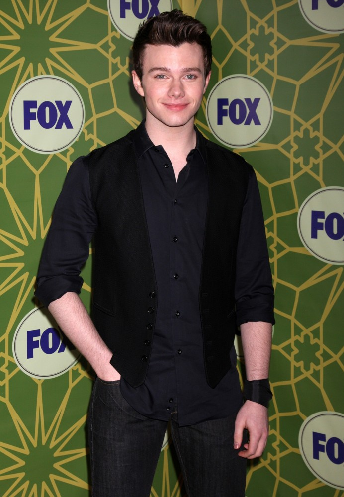 Fox 2012 All Star Winter Party - Arrivals