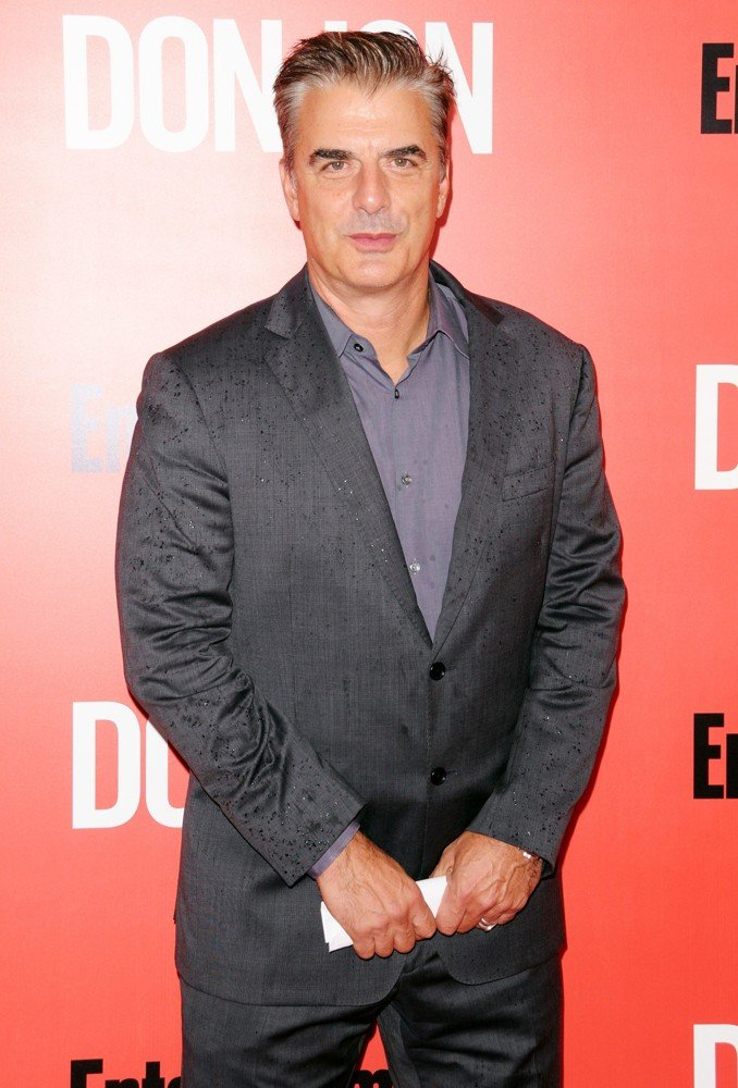 Chris Noth<br>New York Premiere of Don Jon - Red Carpet Arrivals