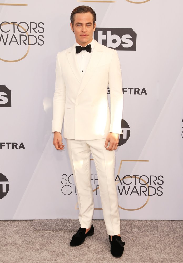 Chris Pine<br>25th Annual Screen Actors Guild Awards - Arrivals