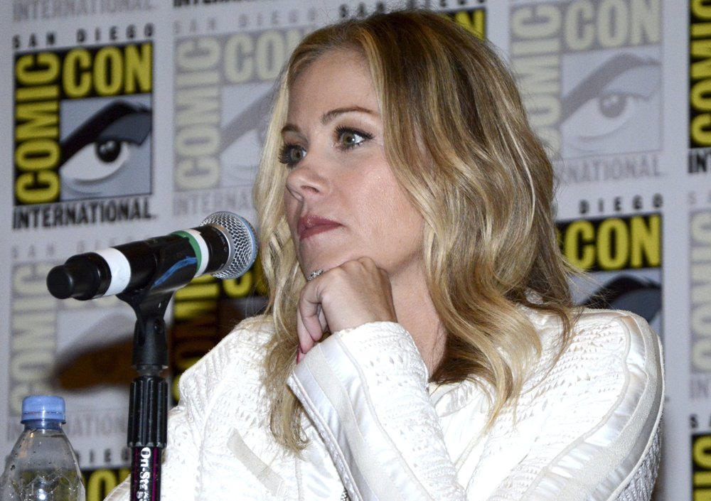 Christina Applegate<br>San Diego Comic-Con International 2014 - Book of Life - Discussion Panel