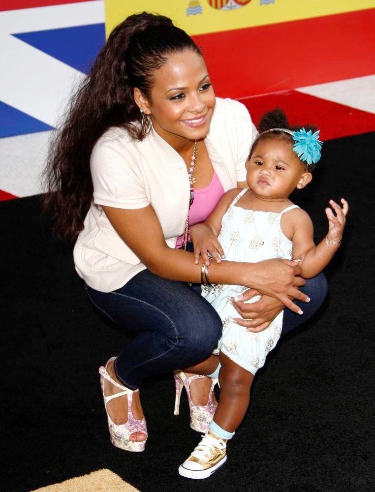 Christina Milian<br>The Los Angeles Premiere of Cars 2 - Arrivals