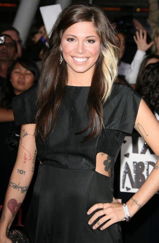 Christina Perri - Wallpaper Actress