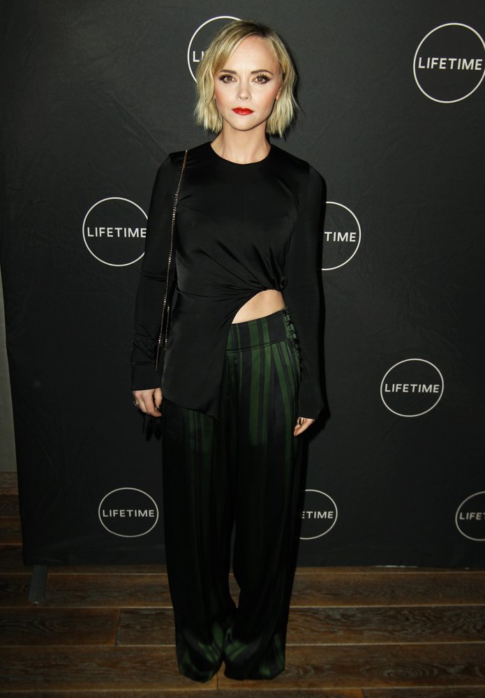 Christina Ricci<br>Cocktail Reception Celebrating The Lifetime Winter Movies