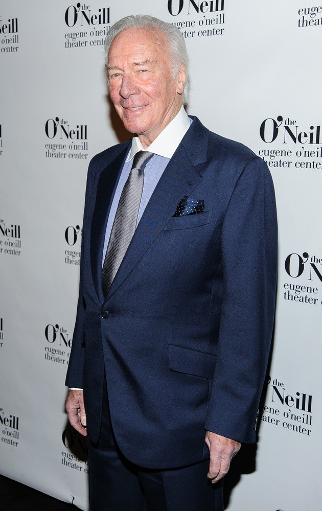 Christopher Plummer<br>The O'Neill Center's Monte Cristo Awards