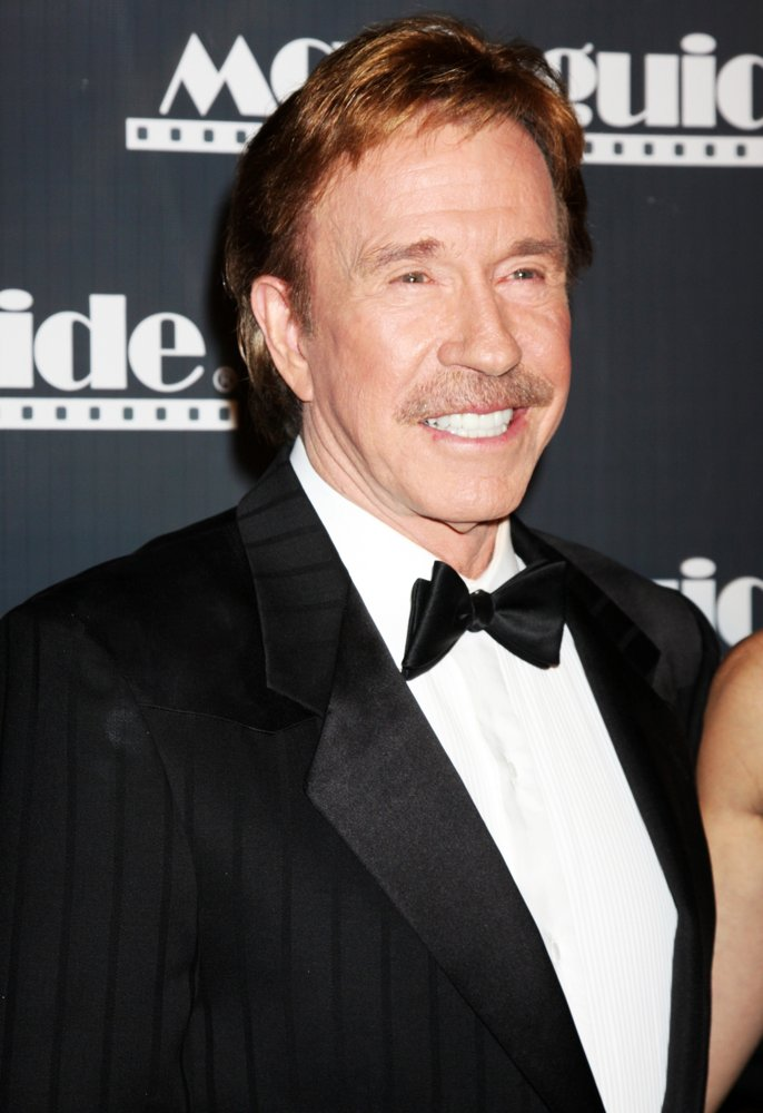 Chuck Norris<br>17th Annual Movieguide Faith and Values Awards - Arrivals