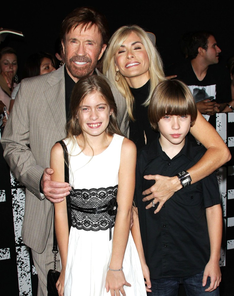 Chuck Norris<br>The Los Angeles Premiere of The Expendables 2