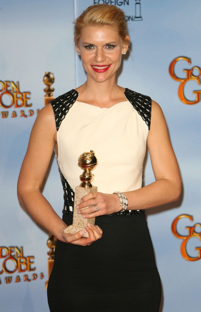The 69th Annual Golden Globe Awards - Press Room