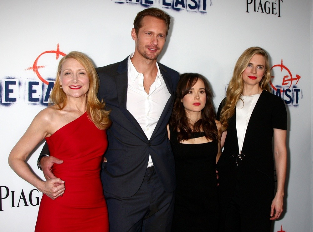Los Angeles Premiere of The East