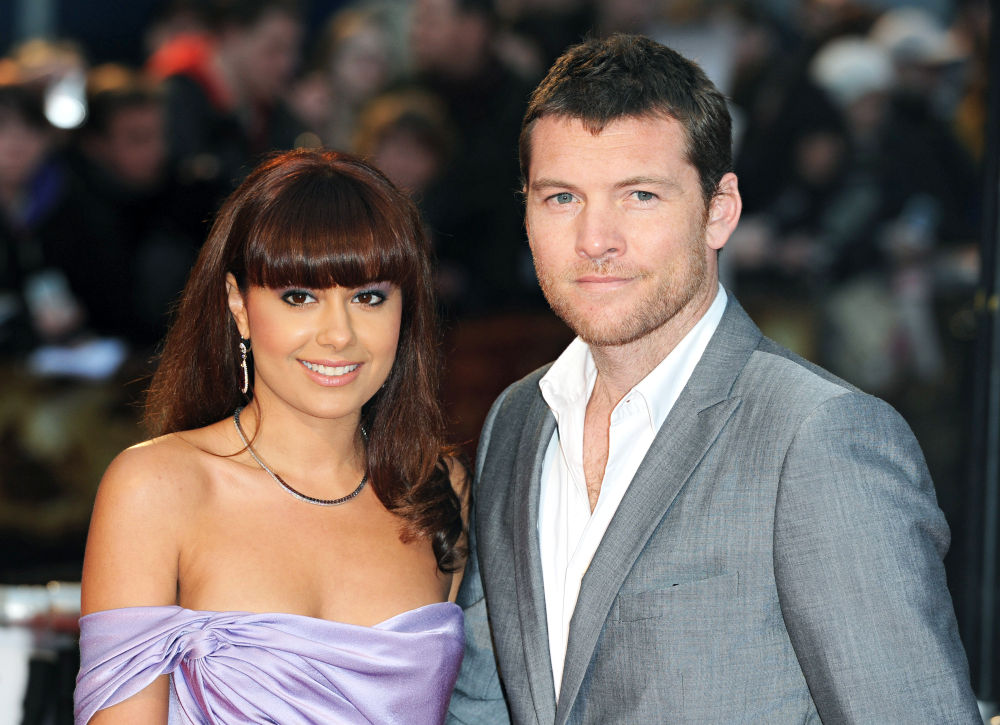 Natalie Mark, Sam Worthington