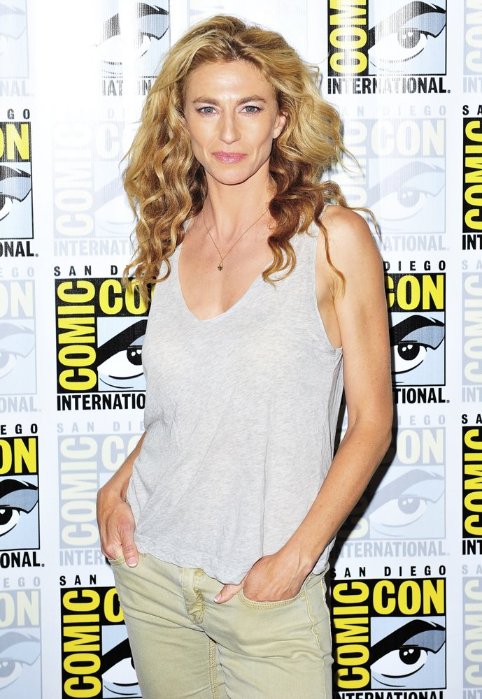 Claudia Black<br>San Diego Comic-Con International 2015 - Containment - Photocall
