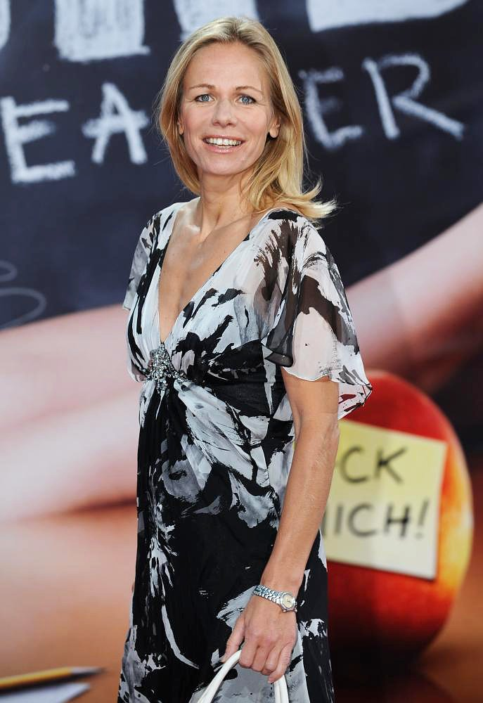 The German Premiere of Bad Teacher