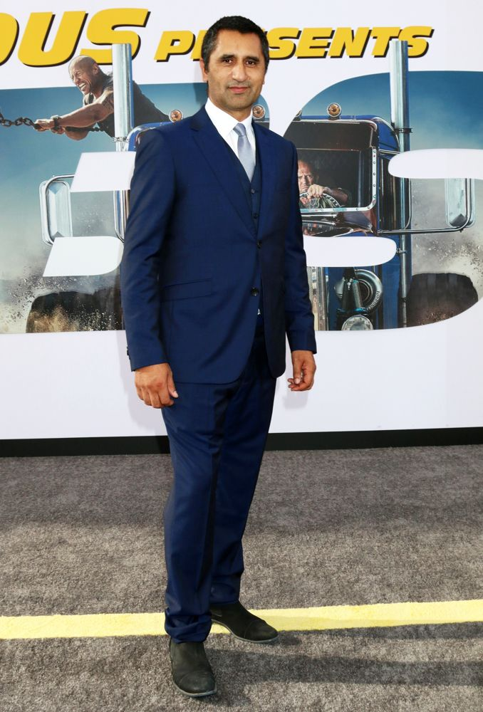 Cliff Curtis<br>Fast and Furious Presents: Hobbs and Shaw Premiere