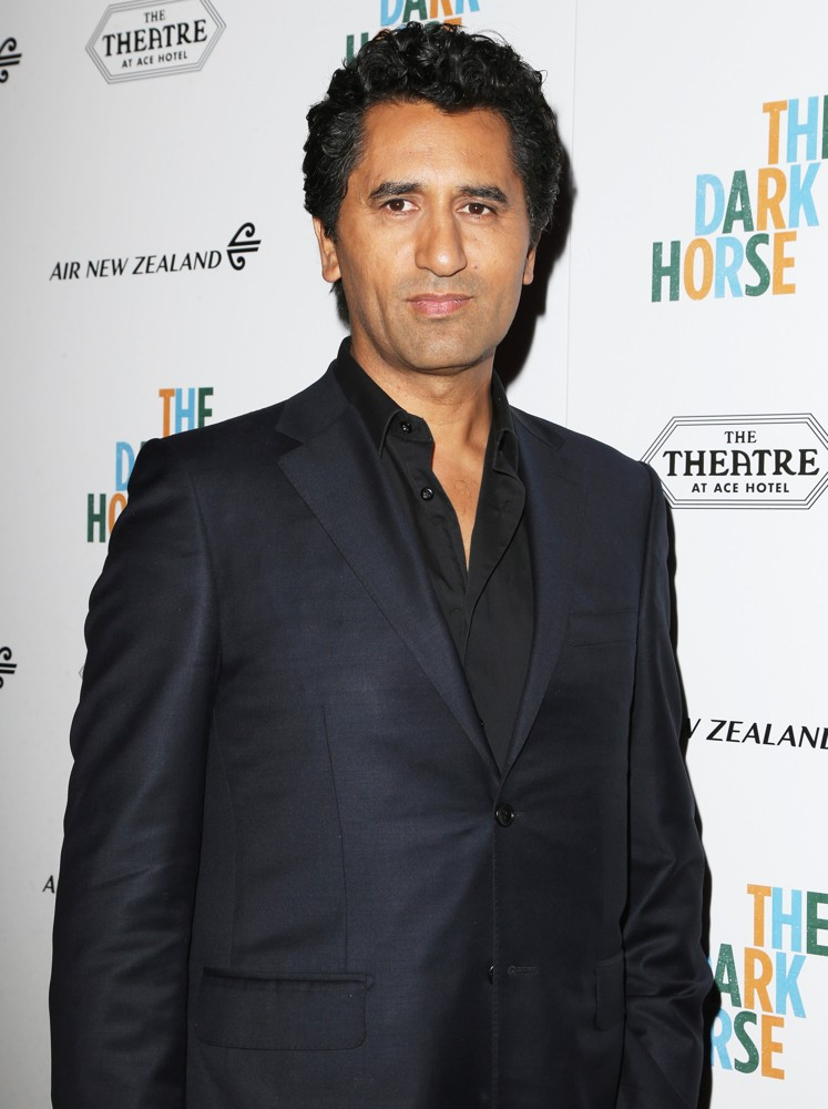 Cliff Curtis<br>Premiere of Broad Green Pictures' The Dark Horse - Arrivals