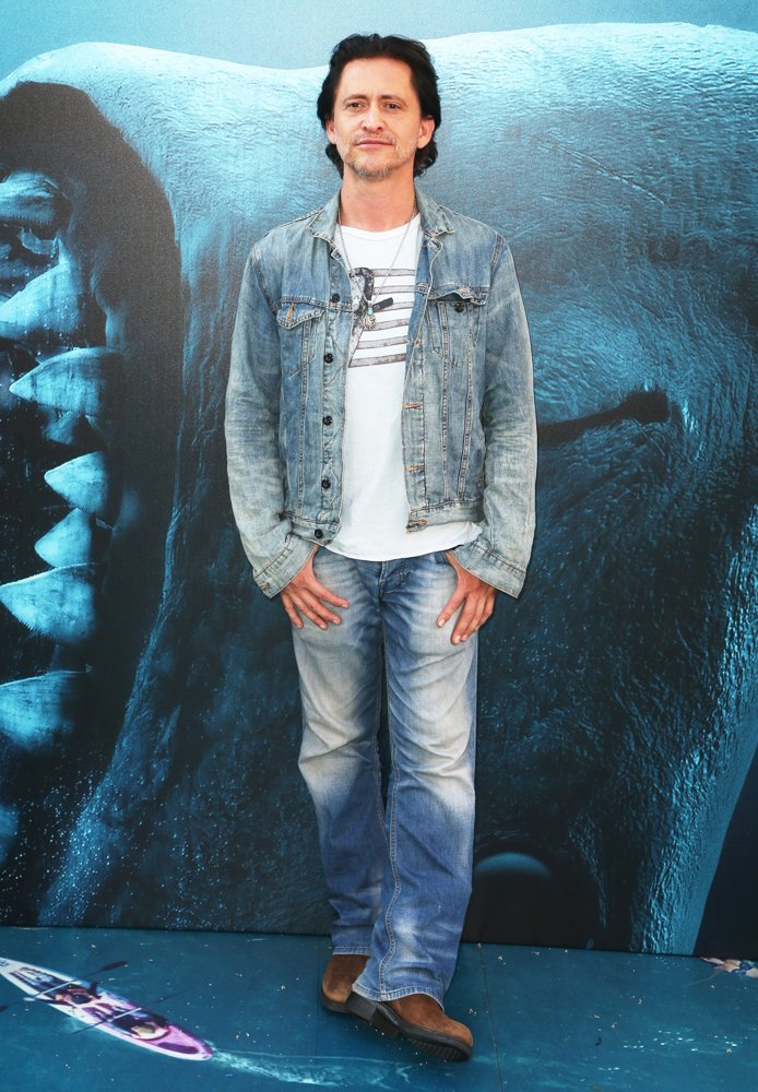 Clifton Collins Jr.<br>Warner Bros. Pictures and Gravity Pictures' Premiere of The Meg