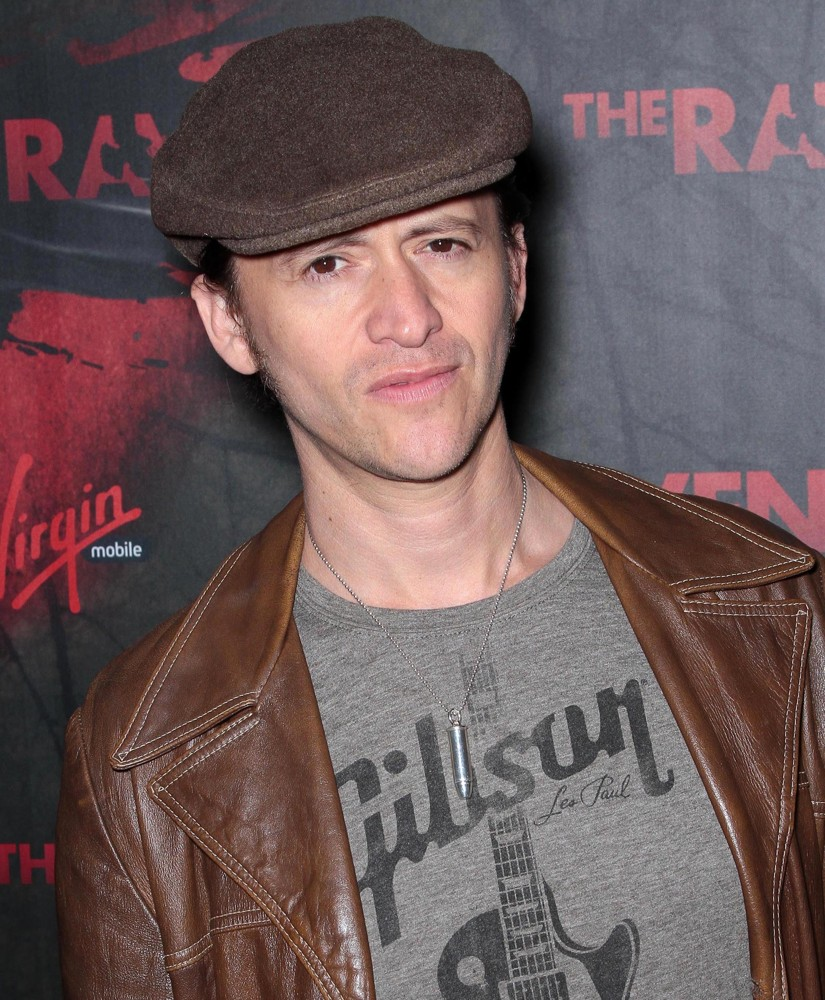 Clifton Collins Jr.<br>Special Screening of Relativity Media's The Raven - Arrivals