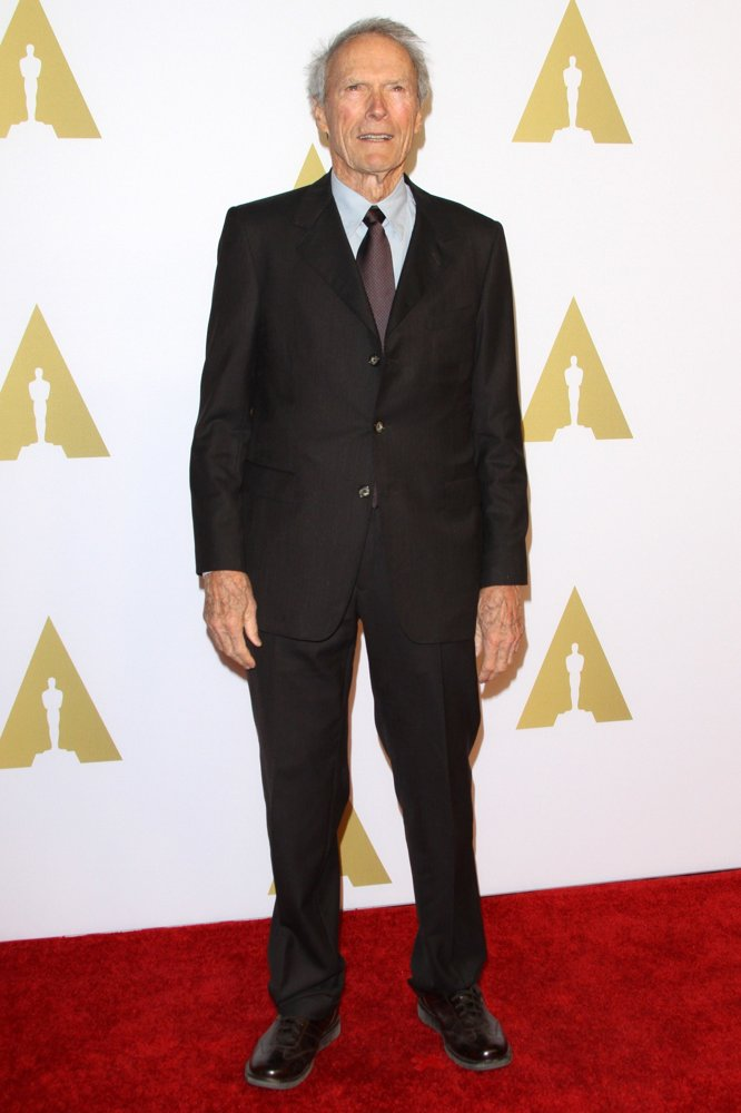 Clint Eastwood<br>87th Annual Academy Awards Nominee Luncheon - Arrivals