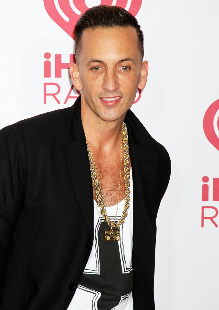 Clinton Sparks<br>iHeartRadio Music Festival 2014 - Day 2 - Red Carpet