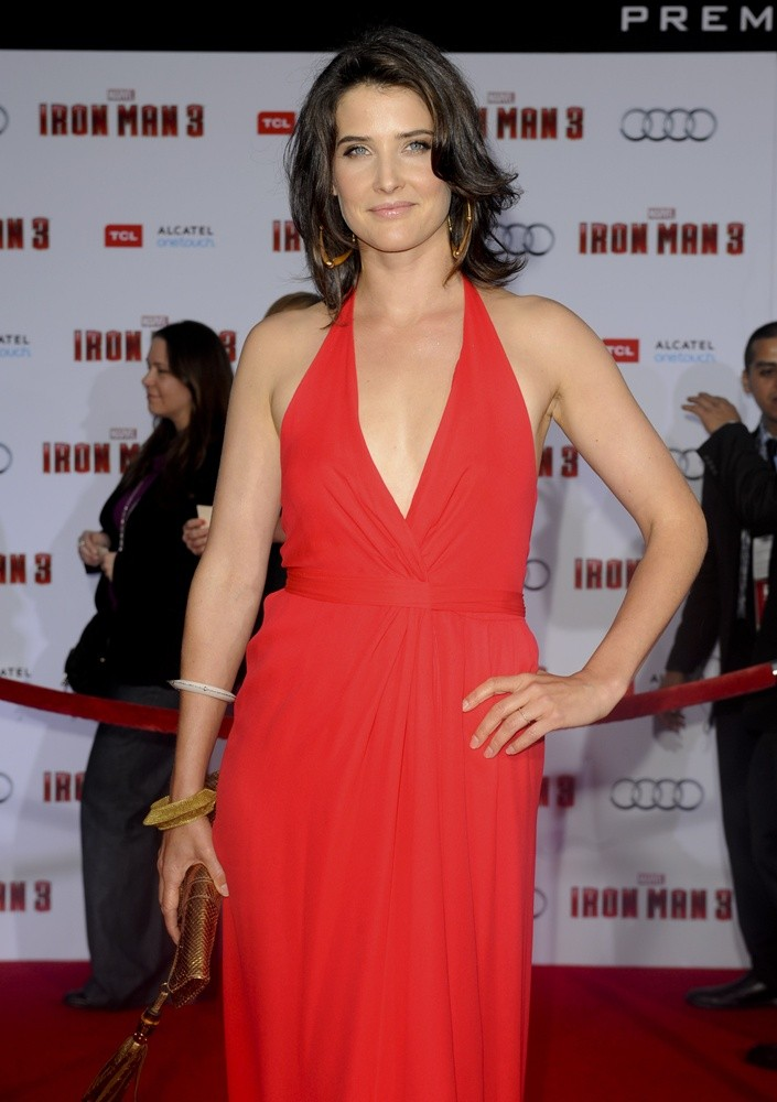 Cobie Smulders<br>Iron Man 3 Los Angeles Premiere - Arrivals