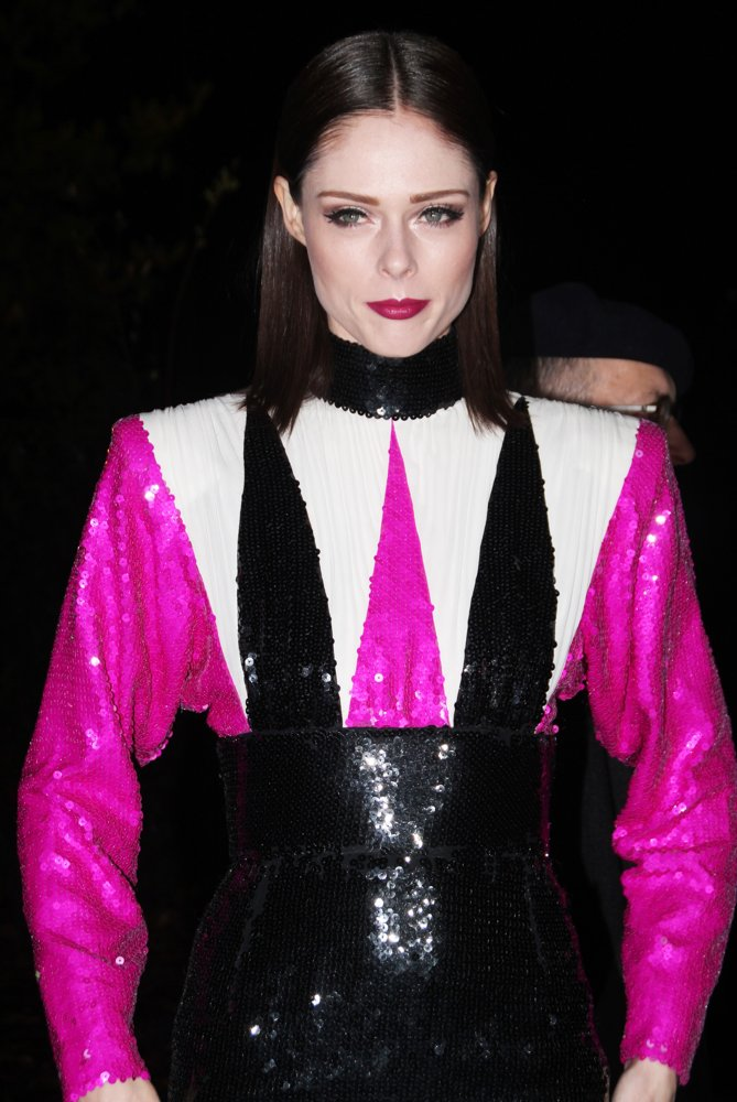 Coco Rocha<br>17th Diner De La Mode to Benefit Sidaction - Outside Arrivals