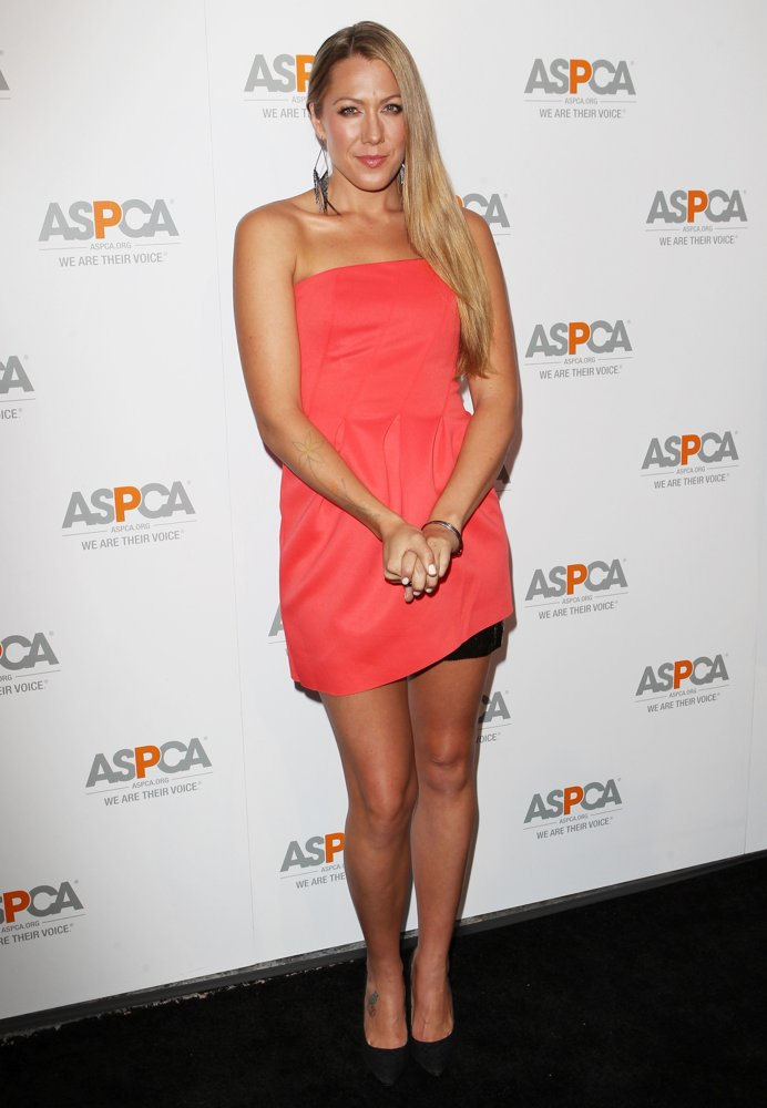 Colbie Caillat<br>The ASPCA Celebrates Its Commitment to Save Animals