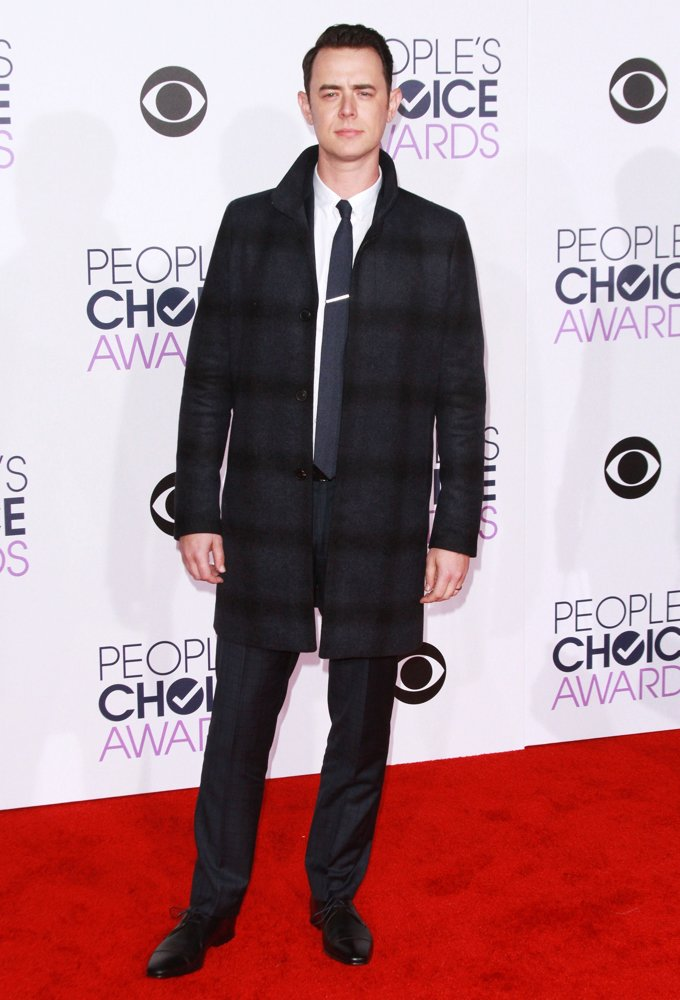 Colin Hanks<br>People's Choice Awards 2016 - Arrivals